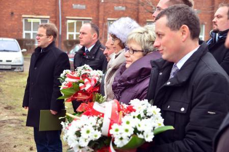 Święta, rocznica wyzwolenia Fünfteichen - zdjęcie, fotografia