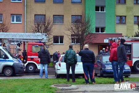 Pożary, Awaria pralki przyczyną pożaru [VIDEO] - zdjęcie, fotografia
