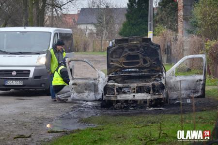 Pożary, Tragedia Jankowicach Spłonął letni mężczyzna - zdjęcie, fotografia