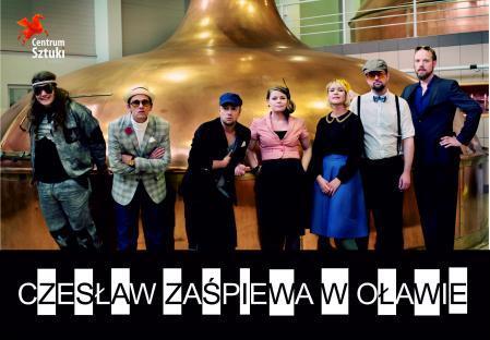 Koncerty, Czesław Śpiewa Oławie - zdjęcie, fotografia
