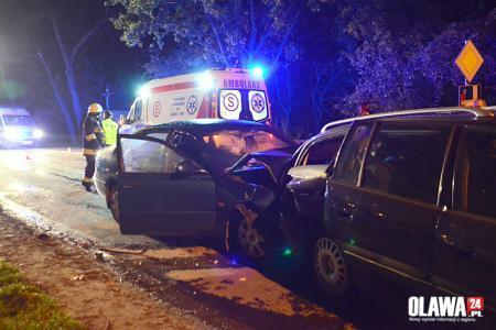 Wypadki drogowe, Miał promila wjechał stojące przejeździe [VIDEO] - zdjęcie, fotografia