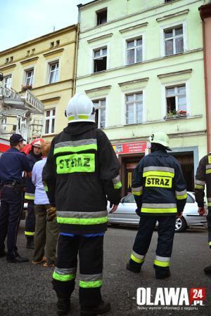 Pożary, Podpalacz zatrzymany Grozi - zdjęcie, fotografia