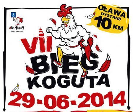 Bieganie, niedzielę Koguta ważne informacje - zdjęcie, fotografia