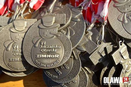 Bieganie, Zimnar Wydarzeniem Biegowym - zdjęcie, fotografia