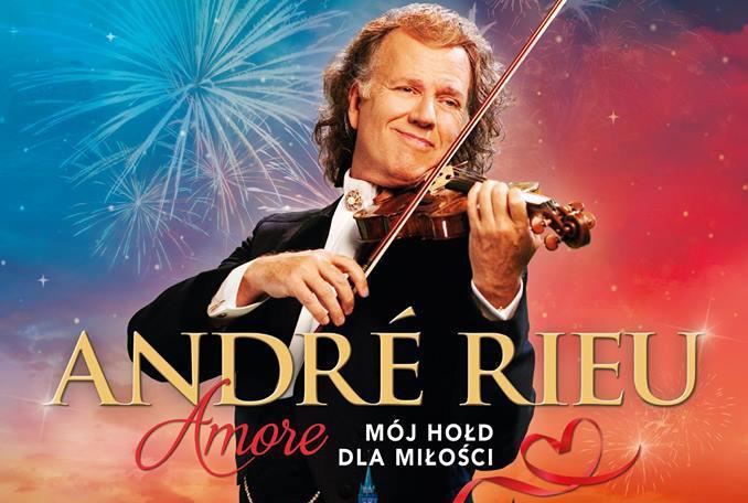 """Koncerty, ANDRÉ """"Amore hołd miłości"""" koncert żywo - zdjęcie, fotografia"""