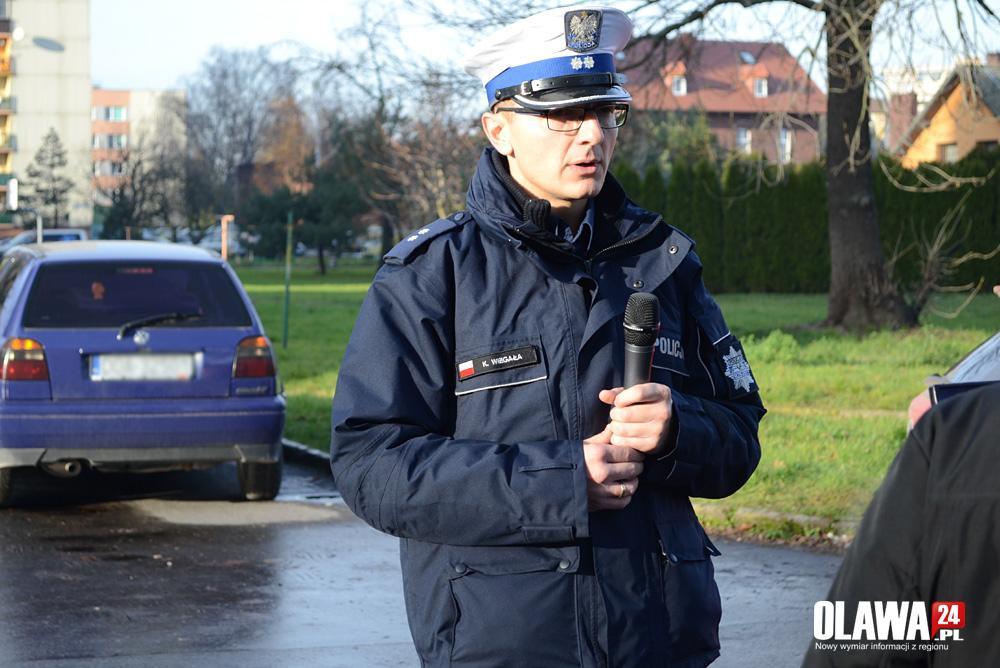Komunikaty, Krystian Wiżgała nowym zastępcą naczelnika prewencji - zdjęcie, fotografia