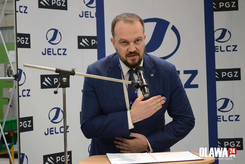 Biznes, Łukasz Dudkowski odszedł spółki Jelcz - zdjęcie, fotografia