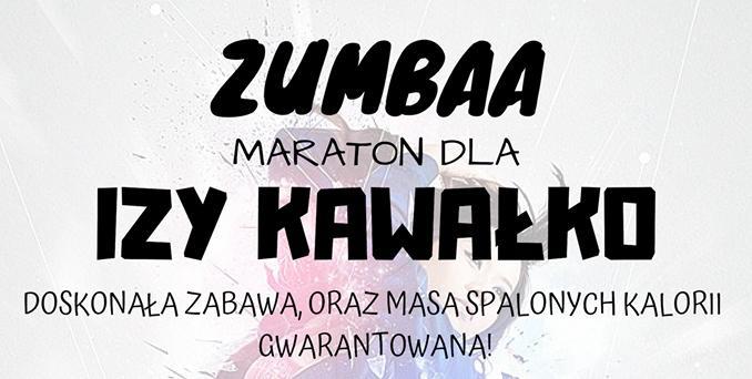 Taniec, Maraton zumby Kawałko - zdjęcie, fotografia