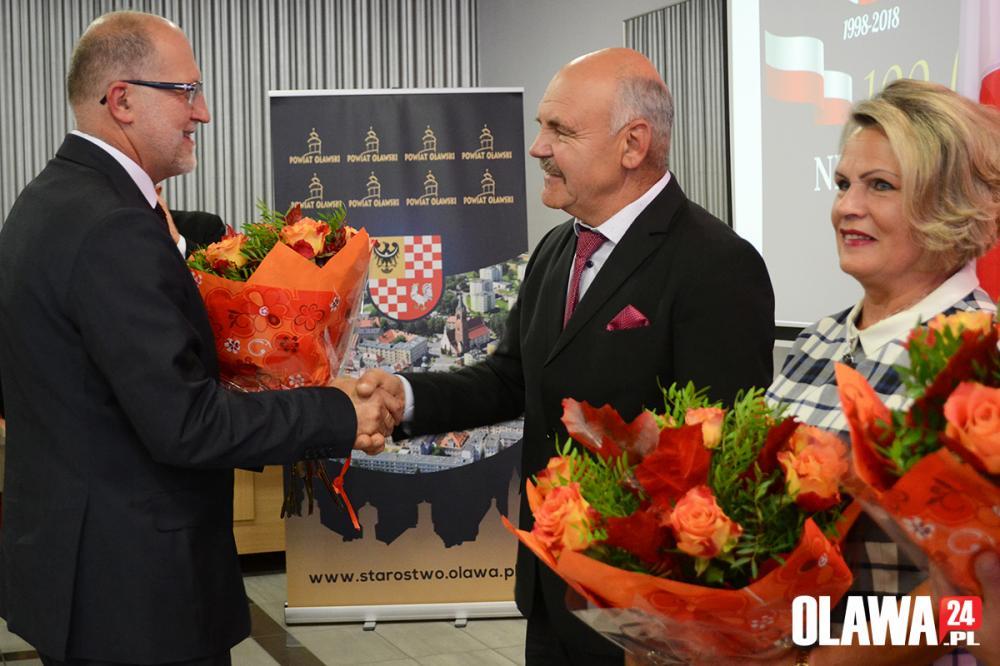Uroczystości, Powiat Oławski świętował swoje lecie - zdjęcie, fotografia