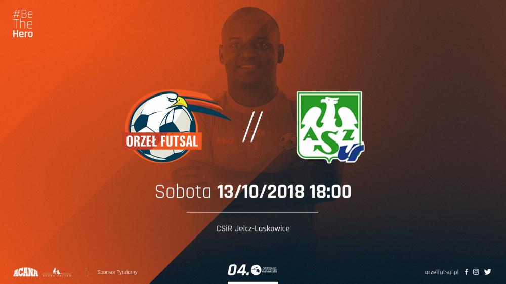 Futsal, Dolny Śląsk kontra Górny Orzeł przyjmuje Katowice - zdjęcie, fotografia
