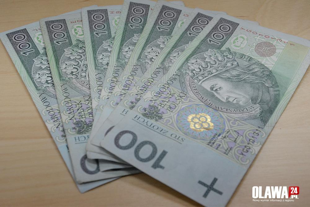 Kronika policyjna, Przywłaszczyła swoje pieniądze policja szuka właściciela - zdjęcie, fotografia