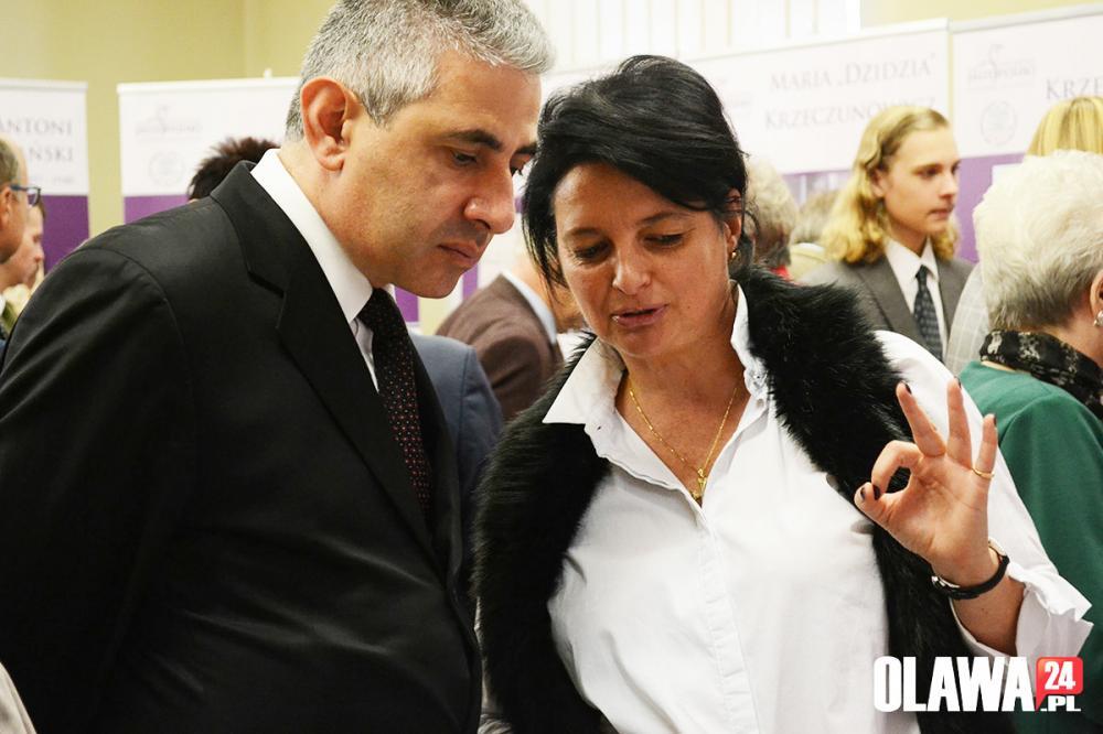 Wernisaże spotkania, Oława mała stolica Ormian Dzień Ormiański Oławie - zdjęcie, fotografia