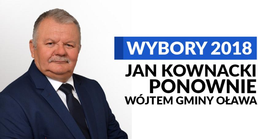 Wybory samorządowe, Kownacki wygrał Michałem - zdjęcie, fotografia
