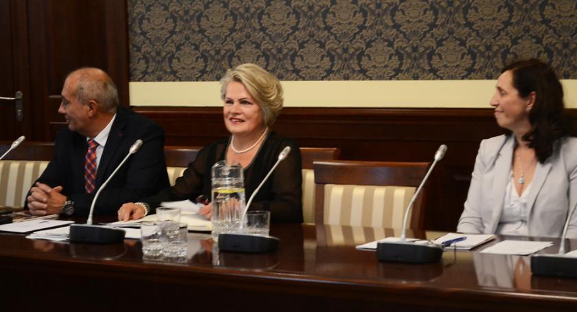 Mieszkańcy, Szczepanik zastępcą przewodniczącej - zdjęcie, fotografia