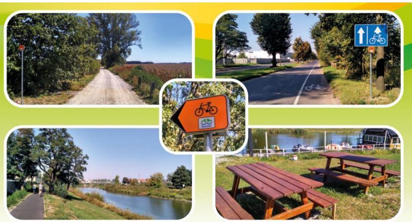 Inwestycje, trasy rowerowe dostępne - zdjęcie, fotografia