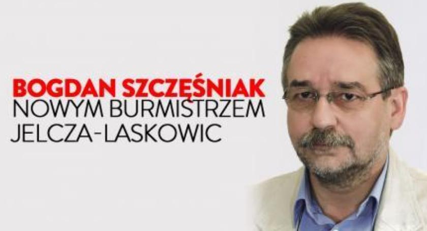 Wybory samorządowe, Bogdan Szczęśniak wygrywa drugą turę wyborów - zdjęcie, fotografia