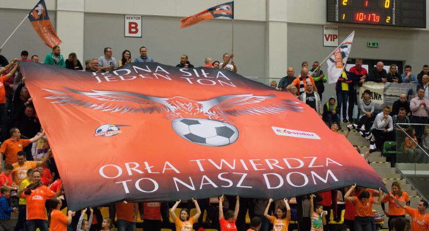Futsal, Orzeł dominuje Gdańsk wraca czołówki Futsal Ekstraklasy - zdjęcie, fotografia