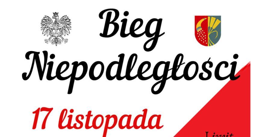 Bieganie, Wystartuj Biegu Niepodległości - zdjęcie, fotografia