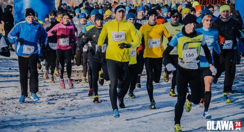 Bieganie, Pierwszy Zimnar wystartuje niedzielę - zdjęcie, fotografia