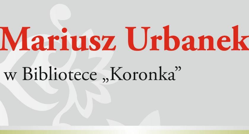 Wernisaże spotkania, Spotkanie Mariuszem Urbankiem - zdjęcie, fotografia