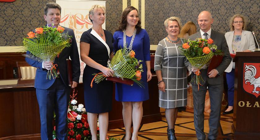 Uroczystości, Radni uroczyście zakończyli kadencję - zdjęcie, fotografia