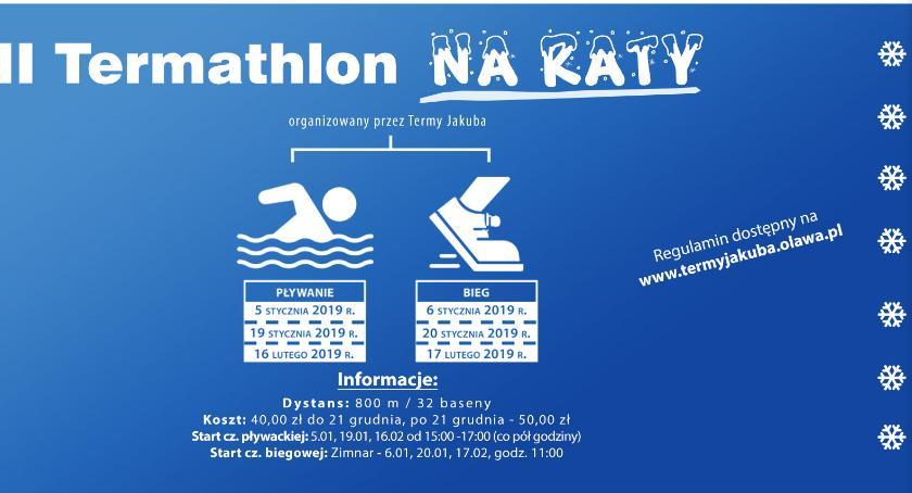 Pływanie, Termathlon - zdjęcie, fotografia