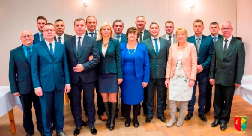 Gmina Domaniów, Zdzisław Żygadło przewodniczącym Domaniowie - zdjęcie, fotografia