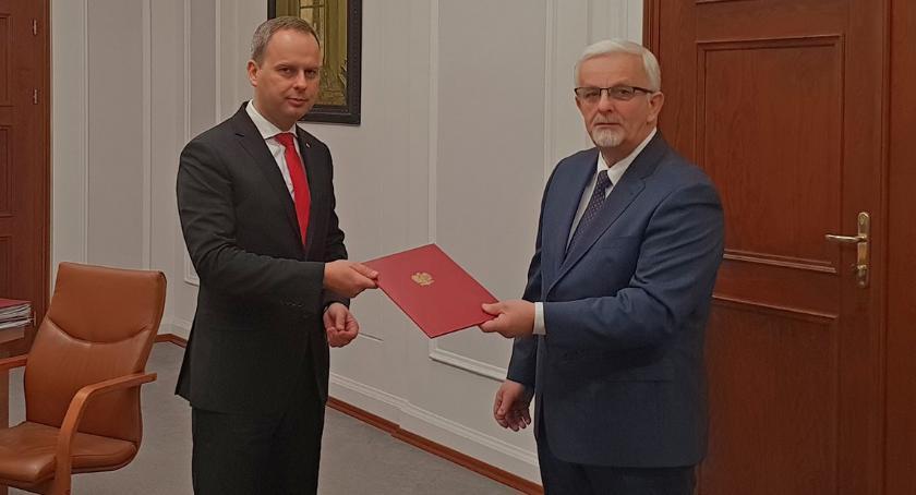 Gmina Oława, Gmina Oława jednak komisarzem - zdjęcie, fotografia