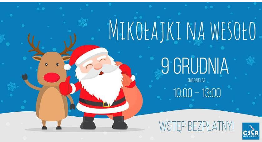 Mieszkańcy, Mikołajki wesoło! - zdjęcie, fotografia
