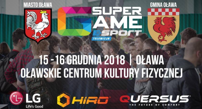 E-Sport, sport znowu Oławie! - zdjęcie, fotografia
