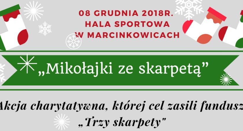 Mieszkańcy, Mikołajki skarpetą otwarcie podwórka Nivea - zdjęcie, fotografia