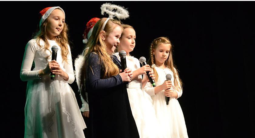 Koncerty, Śpiewali kolędy - zdjęcie, fotografia