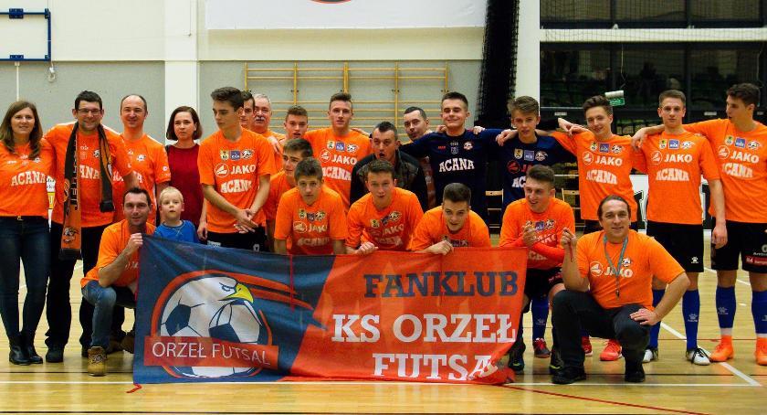 Futsal, Chcemy wychować sobie zawodników zasilających pierwszy zespół - zdjęcie, fotografia