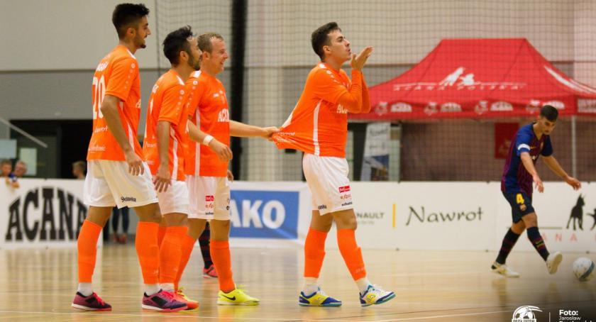 Futsal, Wraca Futsal Ekstraklasa Orzeł Szczecina - zdjęcie, fotografia