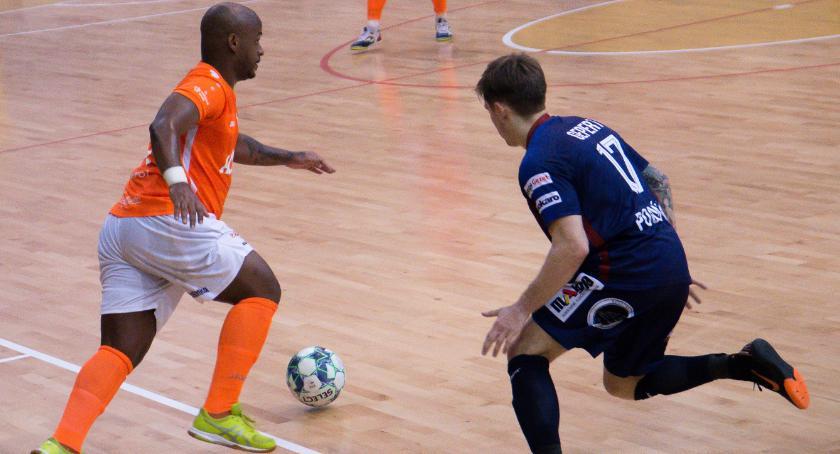Futsal, Starcie szczycie Orzeł poszuka rewanżu mistrzem Polski - zdjęcie, fotografia