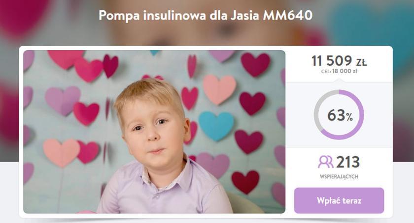 Gmina Domaniów, potrzebuje pompę insulinową - zdjęcie, fotografia