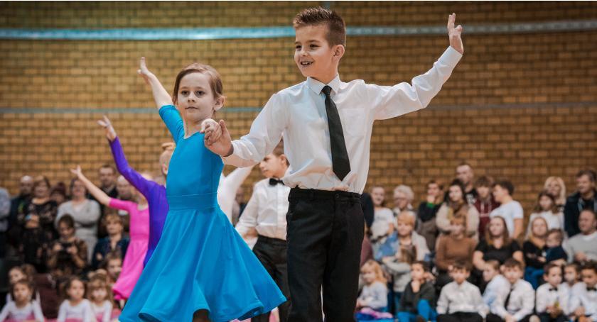 Taniec, Zimowa Taneczna - zdjęcie, fotografia