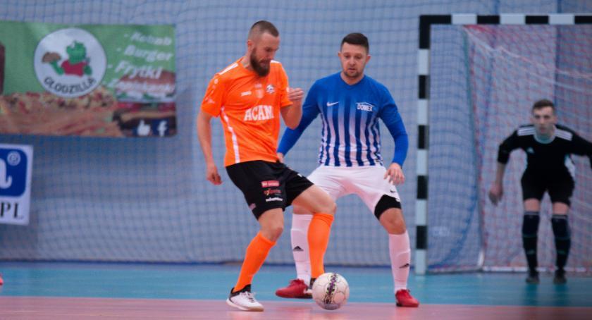 Futsal, Orzeł pewnie ląduje kolejnej fazie Pucharu Polski - zdjęcie, fotografia