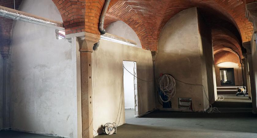 Inwestycje, Postępy Centrum Terapeutyczno Rehabilitacyjnym - zdjęcie, fotografia