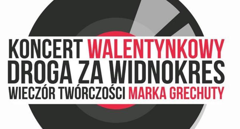 Koncerty, Twórczość Marka Grechuty walentynki - zdjęcie, fotografia