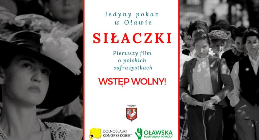 Mieszkańcy, polskich sufrażystkach Oławie - zdjęcie, fotografia