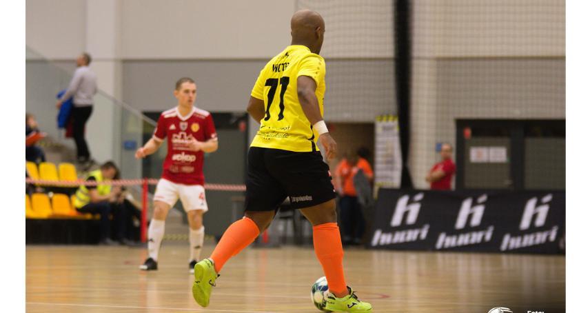Futsal, ostatniej chwili oddali walkowerem - zdjęcie, fotografia