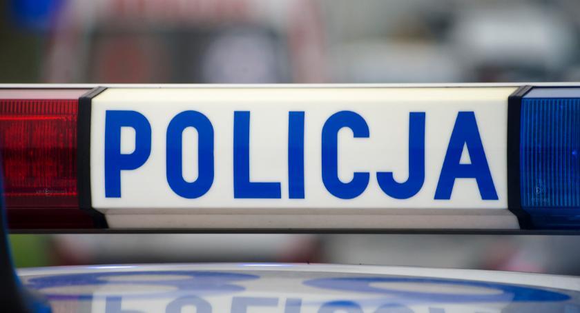 Kronika policyjna, Poszukiwany nastolatek zatrzymany przez policjanta - zdjęcie, fotografia