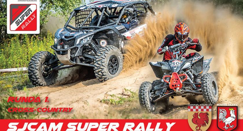 Motosport, niedługo Super Rally! - zdjęcie, fotografia