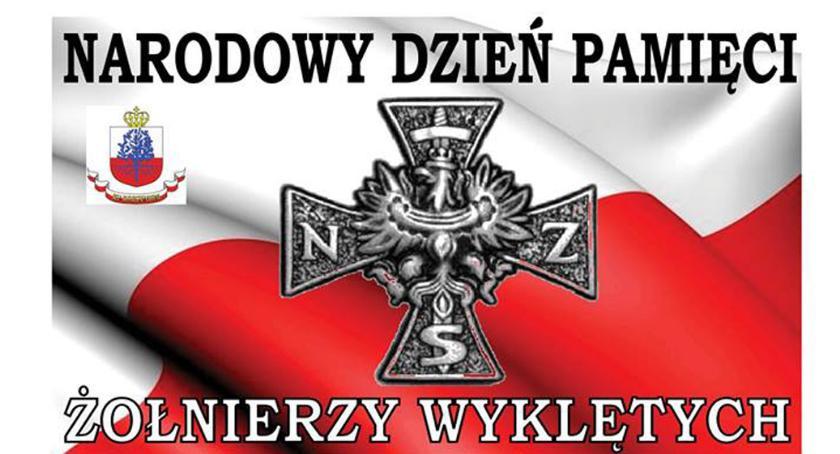 Uroczystości, Oława pamięta Żołnierzach Wyklętych - zdjęcie, fotografia