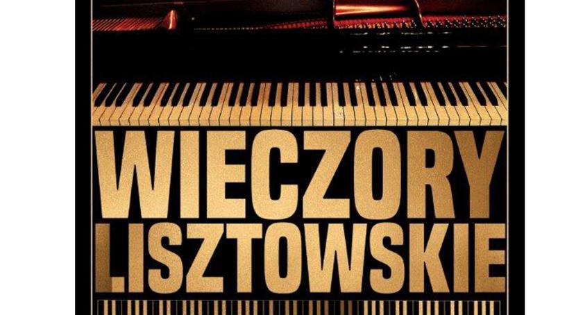 Koncerty, Wieczory Lisztowskie Ośrodku Kultury - zdjęcie, fotografia