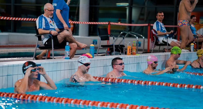 Pływanie, Bydgoszczanka wygrała Maraton Pływacki Termach Jakuba - zdjęcie, fotografia