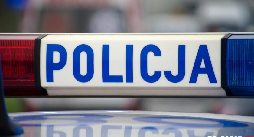 Kronika policyjna, Zatrzymany dziesięcioma gramami amfetaminy - zdjęcie, fotografia