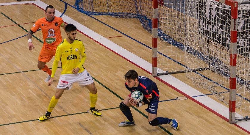 Futsal, Powtórka grudnia remisu Toruń zabrakło Orłowi jednej bramki - zdjęcie, fotografia