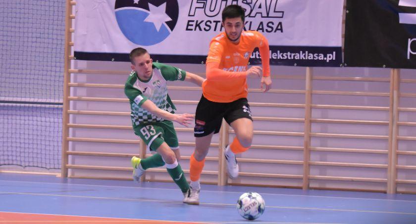 Futsal, Orzeł wieńczy sezon zasadniczy drugim zwycięstwem rzędu - zdjęcie, fotografia